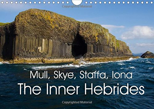 9781325115389: Mull, Staffa, Skye, Iona the Inner Hebrides 2016: Landscapes of the Inner Hebrides (Calvendo Nature)