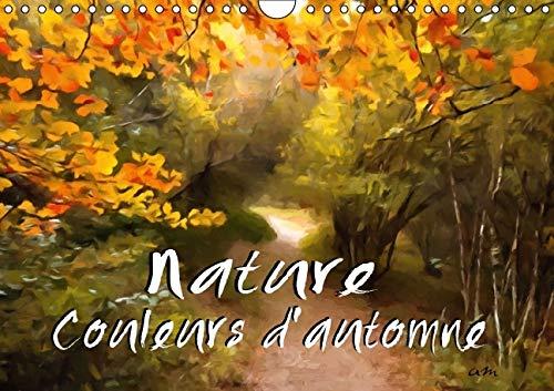 Nature Couleurs D'automne 2016: Serie de 12 Tableaux de Paysages en Automne (Calvendo Art) (...