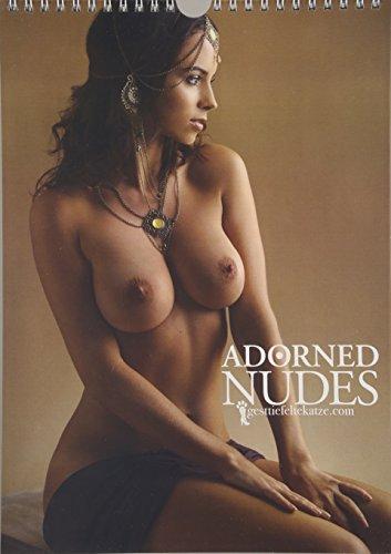 9781325118403: Adorned Nudes 2016: A nude calendar with bejeweled beautiful women (Calvendo People)