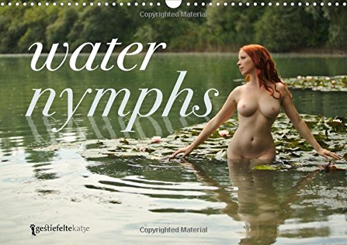 9781325118427: Water Nymphs 2016: An artistic, sensual nude calendar that combines women and water (Calvendo People)