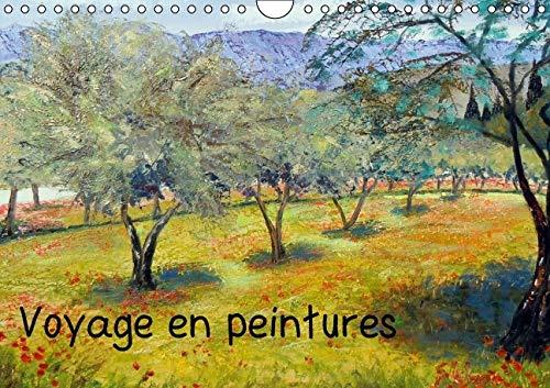 9781325119370: Voyage en Peinture 2016: Tableaux a l'Huile sur le Theme du Voyage (Calvendo Art) (French Edition)