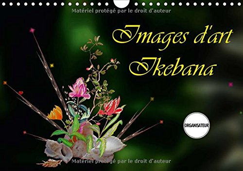 Images d'Art Ikebana 2016: Decouvrez l'Art Ikebana (Calvendo Nature) (French Edition): ...