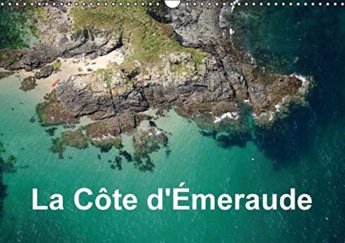La Cote d'Emeraude 2016: Photo Aerienne de la Cote d'Emeraude (Calvendo Nature) (French ...