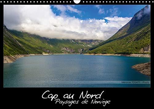 Cap au Nord - Paysages de Norvege 2016: Calendrier Illustre de Paysages Scandinaves (Calvendo ...