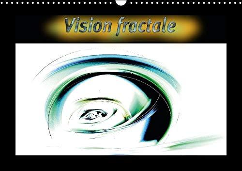 Vision Fractale 2016: Images Numeriques Fractales (Calvendo Art) (French Edition): Jean Marc ...