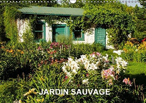 Jardin Sauvage 2016: 13 Photos d'Un Jardin Naturel et Romantique (Calvendo Nature) (French ...