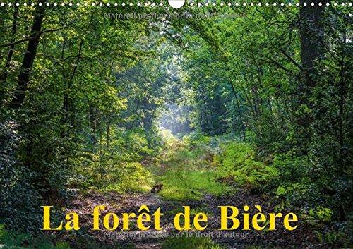 La Foret de Biere 2016: Paysages de La Foret de Fontainebleau (Calvendo Nature) (French Edition): ...