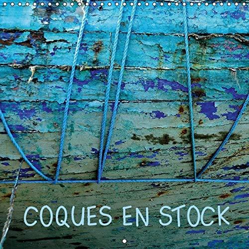 Coques en Stock 2016: Vieilles Coques de Bateaux (Calvendo Art) (French Edition): Jean-Luc Rollier