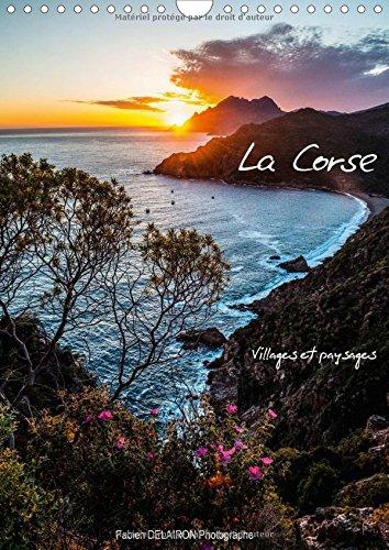 La Corse, Villages et Paysages 2016: Paysages et Villages de Corse (Calvendo Nature) (French ...