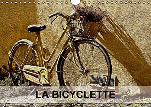 La Bicyclette 2016: Tableaux de Peinture Numerique sur le Theme de la Bicyclette (Calvendo Art) (...