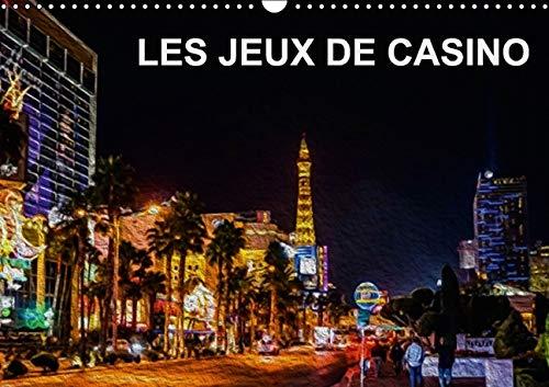 Les Jeux de Casino 2016: Tableaux de Peinture Numerique sur le Theme des Jeux de Casino (Calvendo ...