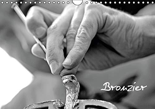 Bronzier 2016: Bronzier d'Art, Charles Paris (Calvendo Art) (French Edition): Patrice Thebault