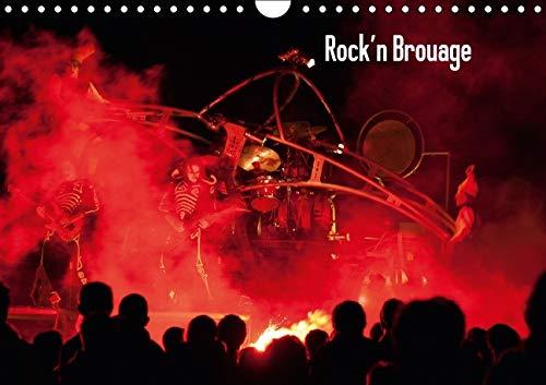 Rock'n Brouage 2016: Rock-en-Scene Estival dans les Rues de Brouage (Calvendo Amusement) (...