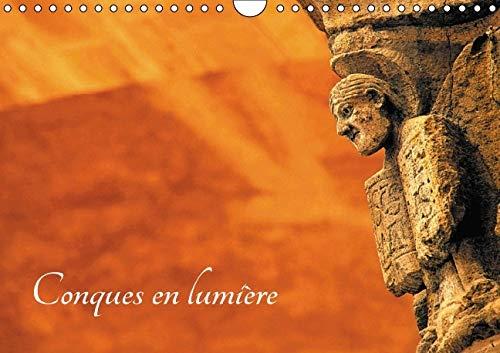 Conques en Lumiere 2016: Abbatiale Sainte-Foy (Calvendo Foi) (French Edition): Patrice Thebault
