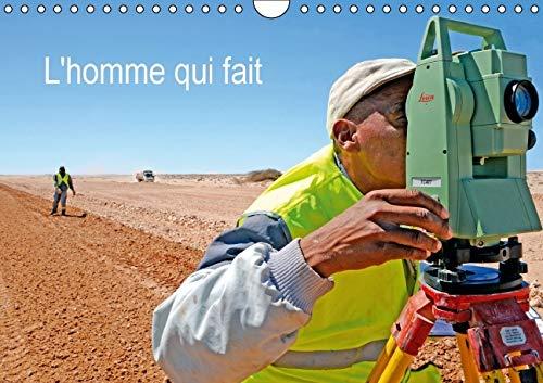 L'Homme Qui Fait 2016: Portraits d'Hommes (Calvendo Mobilite) (French Edition): Patrice ...