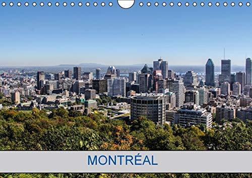 Montreal 2016: Photos de la Ville de Montreal (Calvendo Places) (French Edition): Mario Plourde