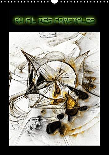 Au Fil des Fractales 2016: Images Numeriques Fractales (Calvendo Art) (French Edition): Jean Marc ...