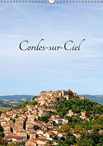 Cordes-sur-Ciel 2016: Village de Cordes-sur-Ciel (Calvendo Places) (French Edition): Patrice ...
