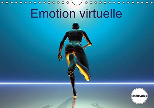 Emotion Virtuelle 2016: Creations Imaginaires Numeriques (Calvendo Art) (French Edition): Redinard
