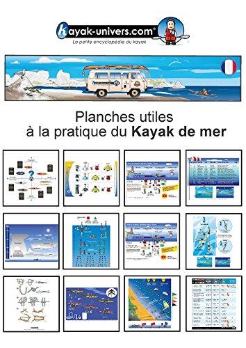 Planches Utiles a la Pratique du Kayak: Jullien B