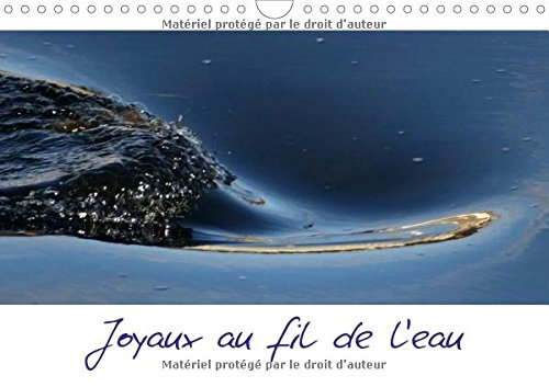 Joyaux au Fil de l'Eau 2016 (Calvendo Places) (French Edition): Jean Michel