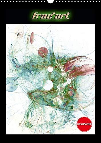 Frac'art 2016: Images Fractales Numeriques (Calvendo Art) (French Edition): Jean Marc Bleriot