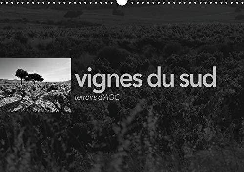 Vignes du Sud Terroirs d'Aoc 2016: Paysages des Terroirs Viticoles Aoc du Sud de la France (...