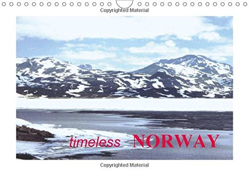 9781325139880: Timeless Norway 2017: The Everlasting Beauties of Norwegian Landscapes and Seaside Towns (Calvendo Nature)