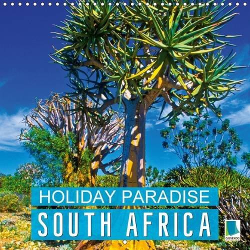 9781325141388: South Africa - Holiday Paradise 2017: South Africa: Rocky Coastline (Calvendo Places)