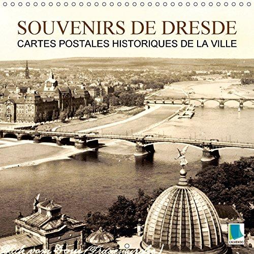 9781325141456: Souvenirs de Dresde - cartes postales historiques de la ville : Dresde : tradition et histoire de la ville. Calendrier mural 2017 (Calvendo Places)