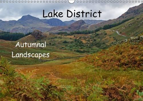 9781325146918: Lake District - Autumnal Landscapes / UK-Version 2017: Autumnal Landscapes of the Lake District (Calvendo Places)