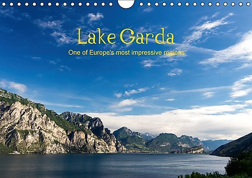 9781325149544: Lake Garda/UK-Version 2017: One of Europe's Most Impressive Regions (Calvendo Places)