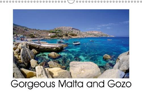 9781325161362: Gorgeous Malta and Gozo 2017: Beautiful Photographs from Malta & Gozo (Calvendo Places)