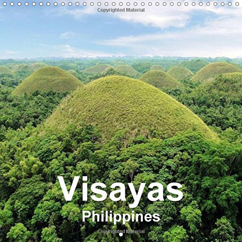9781325162284: Visayas - Philippines 2017: Impressive Nature, Tropical Beaches, Fiestas and Festivals, the Jeepney - It's Fun in the Visayas, Philippines (Calvendo Places)