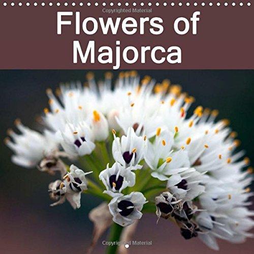 9781325166442: Flowers of Majorca 2017: Springtime on Majorca (Calvendo Nature)