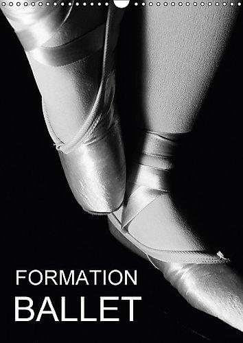 9781325171026: Formation Ballet 2017: Photos de Cours de Ballet et de Chaussons de Danse (Calvendo Art) (French Edition)