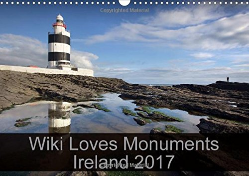 9781325176144: Wiki Loves Monuments Ireland 2017: The Best Photos from Wiki Loves Monuments, the World's Largest Photo Competition on Wikipedia (Calvendo Places)