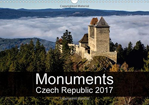 9781325182930: Monuments of Czech Republic 2017 2017: The Best Photos from Wiki Loves Monuments, the World's Largest Photo Competition on Wikipedia (Calvendo Places)