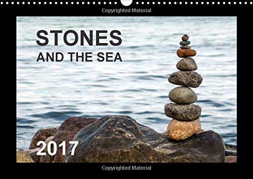 9781325183920: Stones and the Sea 2017: Stones on the Beach of Heiligendamm on the Baltic Sea (Calvendo Nature)