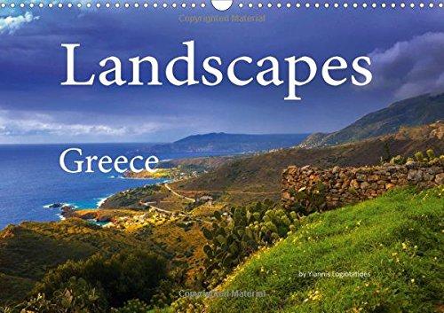 9781325191369: Landscapes - Greece 2017: Landscapes of Greece (Calvendo Places)