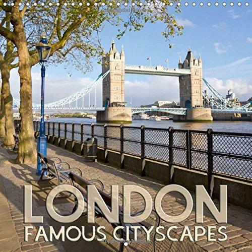 9781325200054: London Famous Cityscapes 2017: Gorgeous Urban Impressions (Calvendo Places)
