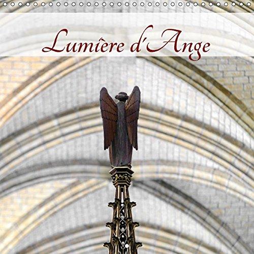 9781325218028: Lumiere D'ange 2017: Sculptures D'anges (Calvendo Foi) (French Edition)