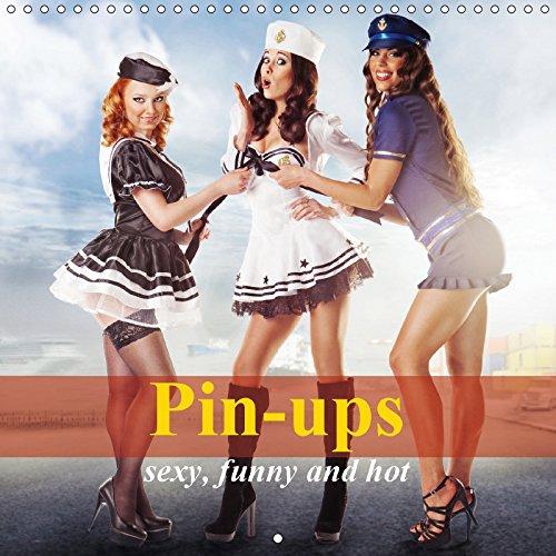 ffeff8b03b8 9781325245666: Pin-Ups - Sexy, Funny and Hot 2018: Sexy Girls Poses ...