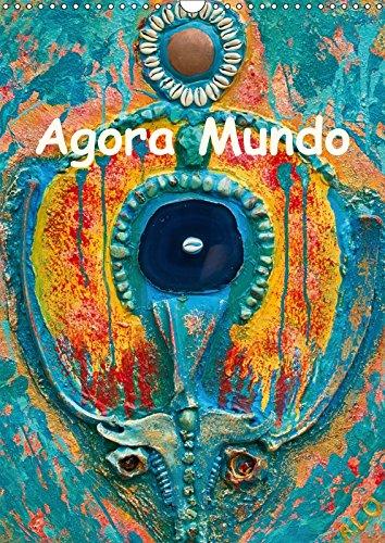 9781325245819 - A.C.C. TOUTES: AGORA MUNDO CALENDRIER MURAL 2018 DIN A3 VERTICAL - Livre