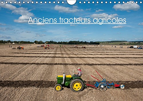 Anciens Tracteurs Agricoles 2018: Photos De Vieux: Thierry Planche