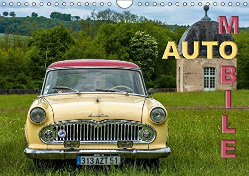 9781325267590 - Thierry Planche: Auto Mobile 2018: Rassemblement De Vehicules Anciens - Livre
