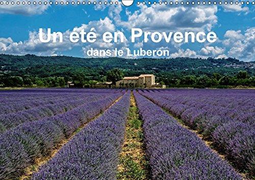 9781325270897 - SEETHALER T: UN ETE EN PROVENCE DANS LE LUBERON CALENDRIER MURAL 2018 DIN A3 HORIZONTAL - Livre