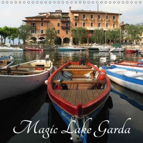 Magic Lake Garda 2018: Enchanting Views, Busy: Monika Dietsch