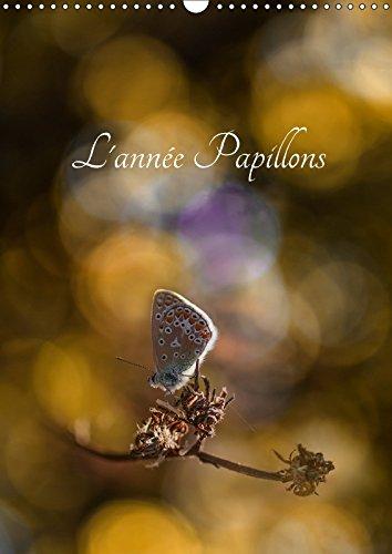 9781325280971 - Cécile Gans: L Annee Papillons 2018: Calendrier Illustre Ayant Pour Theme Les Papillons - Livre