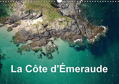 9781325283668 - Bourrigaud Frédéric: La Cote D emeraude 2018: Photo Aerienne De La Cote D emeraude - Livre